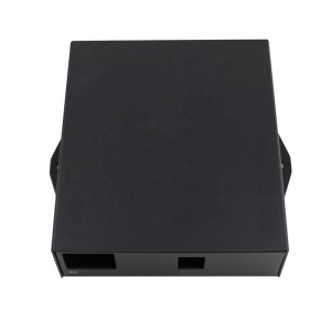 Router enclosure stamping steel small metal fabrication